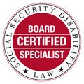 Social Security Disability Board Certified Specialist